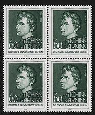 1981 germany Berlin Sc#9N461 Mi#637 Block of 4 Mint Never Hinged
