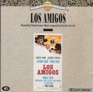 Original soundtrack recording by DANIELE PATUCCHI - LOS AMIGOS cam