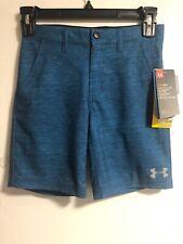 Under Armour HeatGear Youth Boy Amphibious Shorts Size 7