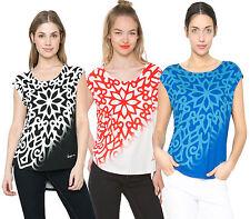 Women's Geometric Viscose Tops & Shirts