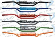 Moto Cross Enduro Lenker Moose Racing Stahlrohr 22mm viele Farben mit Polster