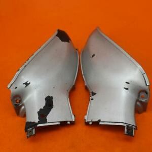 99-07 SUZUKI GSXR1300R BUSA OEM PLASTIC RIGHT LEFT FRONT DUCT COVERS PANELS
