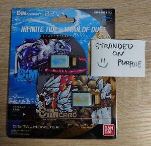DIM Cards Vol. 2 Infinite Tide and Titan of Dust