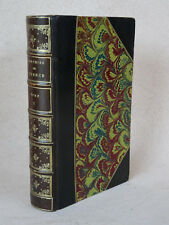 COMEDIES DE TERENCE TOME 2 EDITIONS LEMERRE 1887
