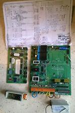 Carte électronique contrôle / Porte garage sectionnelle automatique Crawford CDM