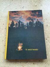 Billings West High School Year Book Billings Montana 1975