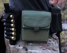 Pouch for 12 ammo shotgun shell 12 gauge MOLLE olive