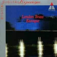 London Brass Baroque (1988, Teldec)  [CD]