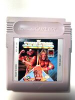 WWF Superstars ORIGINAL NINTENDO GAMEBOY GAME Tested + Working & Authentic!