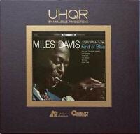 Miles Davis Kind of Blue UHQR 200g Clarity Vinyl LP W/16-page Booklet Pre-Order