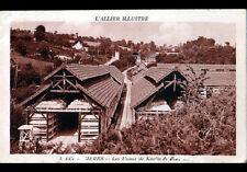 ECHASSIERES (03) BEAUVOIR , USINE CARRIERE / SECHAGE du KAOLIN