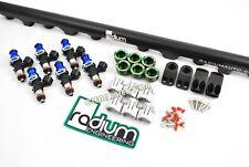 Toyota Soarer Chaser Supra 1JZGTE radium Turbo bosch 2200cc Fuel Rail Injectors