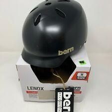 Bern Lenox Thin Shell Bike Snow Skate Helmet Size M