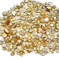 Natural Citrine Quartz Mix Size & Shape Cabochon Loose Gemstone Wholesale Lot