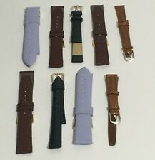 New Quality Leather Watch Straps Job Lot Bundle
