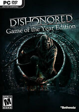 Dishonored: Game of the Year Edition UNCUT STEAM KEY +++Schneller Versand+++