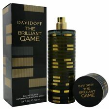 Davidoff The Brilliant Game 100 ml Eau de Toilette EDT OVP NEU Herrenduft
