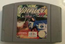Nintendo 64 Spiel  - V-RALLY EDITION 99