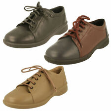 100% Leather Wide (EE) Plus Size Shoes for Women