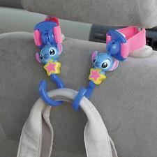 New DISNEY Stitch Seats handbag hook bag hanger holder Car Accessories