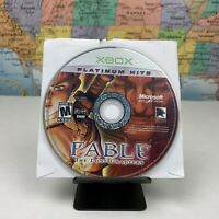 SHIPS SAME DAY Fable The Lost Chapters Platinum Hits Original Xbox Disc Only