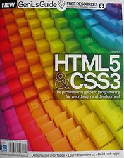 HTML5 & CSS3  2015 GENIUS GUIDE + FREE RESOURCES Fonts, Templates & Videos