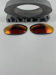 Oakley Tightrope Ruby Iridium Replacement Lenses Custom OEM NEW