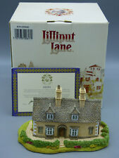 "Lillipute Lane ""Bow Cottage"" Miniature 1992 English Collection Midlands New"