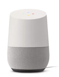 Google Home Smart Assistant  Color White Slate (US)