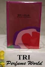 Marc Jacobs OH, LOLA!  Women Eau de Parfum Spray 3.4 fl. oz. Sealed