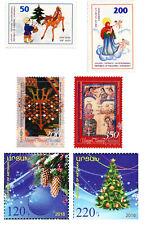 Artsakh Karabakh Armenia MNH** 1997, 2004, 2018 Full Set of New Year Christmas