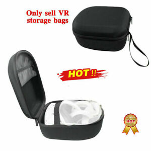 For Oculus Quest 2 VR Travel Carry Case VR Headset Storage Box Controller T5O1