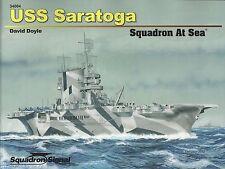 USS Saratoga Squadron at Sea by Squadron / Signal 34004