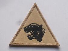 19th  Mechanized Brigade, schwarz/khaki