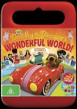 Dorothy The Dinosaur's Wonderful World DVD The Wiggles Childrens ABC Kids Movie