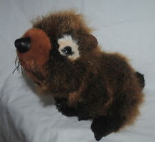 Discovery Channel plush animal, Wooster the Baby Porcupine, Wild Babies series