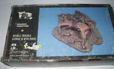 VERLINDEN 674 GERMAN SS WITH HORSE 1/35 RESIN KIT