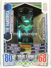 #TM43 The Pandorica - Alien Attax Doctor Who - 50th Anni