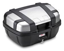 Givi TREKKER TRK52N Monokey TOP BOX including E133S BACKREST trk 52 case 52 ltr