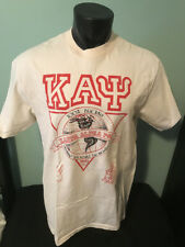Vtg Kappa Alpha Psi 100% Blackman Anything Else Uncivilized Nutmeg Shirt Mens XL