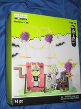 MONSTER LAB Halloween Build-A-Set by CREATOLOGY (Frankenstein's Lab Set)