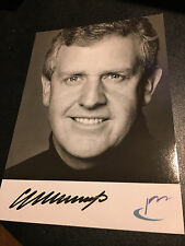 COLIN MONTGOMERIE Golf Signed Original Autographed Photo COA