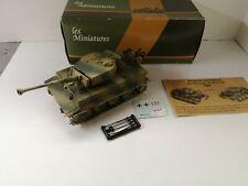 Solido Hachette Militaire char tiger (char tigre)