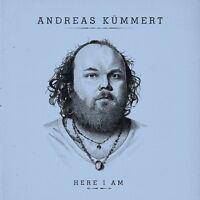 ANDREAS KÜMMERT - HERE I AM (ERWEITERTES TRACKLISTING)  CD NEU