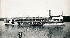CONGO c. 1950 - Bateau Vapeur de Brazzaville à Bangui - DIV1084