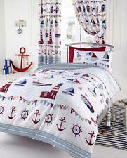 Striped Nautical Bedding Sets & Duvet Covers for Children
