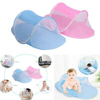 Foldable Baby Mosquito Net Tent Crib Outdoor Bed Infant Newborn Cot Netting AF