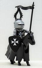 2 X Maltais Chevalier Bronze Playmobil pour Croisé Collection Crusader Jérusalem