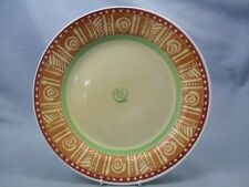 Churchill Ports of Call Mali dinner plate.