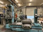 """3.5"""" TOS TABLE TYPE HORIZONTAL BORING MILL, 1981 WITH FACING HEAD AND TAILSTOCK"""